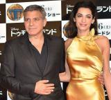 Will Amal make a cameo in hubby George Clooney's flick?