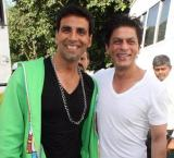 SRK, Akshay enlisted to Forbes' 10 highest paid actors