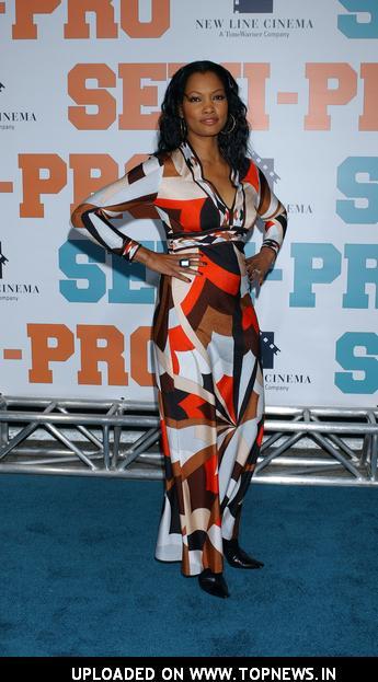 Garcelle Beauvais at Semi-Pro Los Angeles Premiere