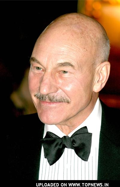Patrick Stewart's head is undeniably a phallus; that was reason enough to ...