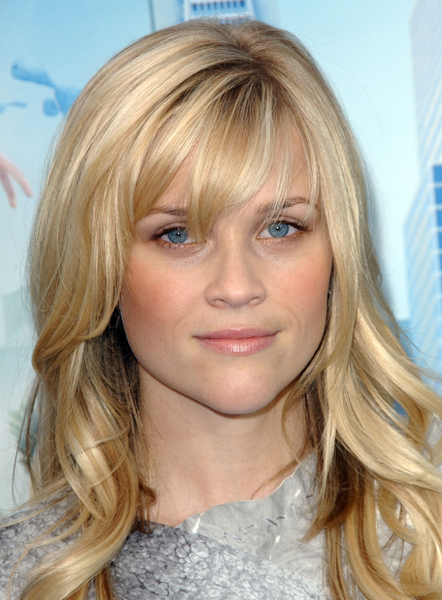 Reese Witherspoon nursing black eye Washington, July 11 : Hollywood actress