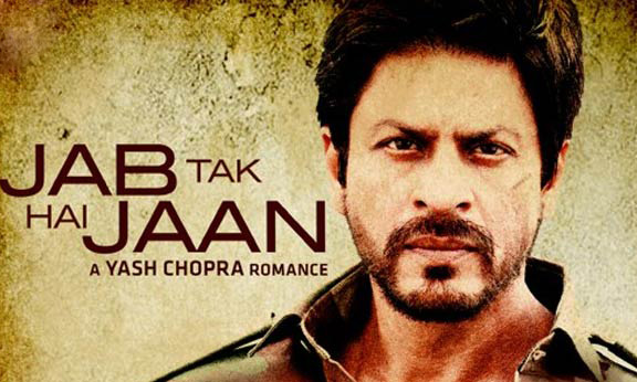 SRK launches music of 'Jab Tak Hai Jaan' in Mumbai