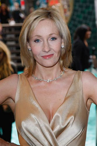 Rowling Gives Hope for 8th Potter Book 4
