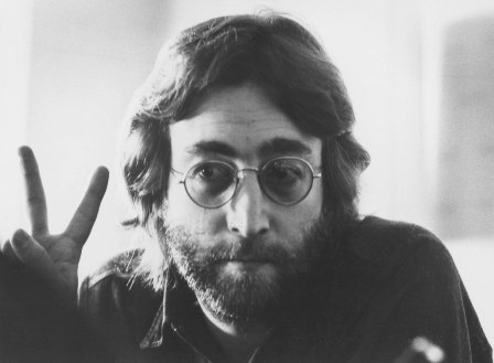 Lennon named top rock icon