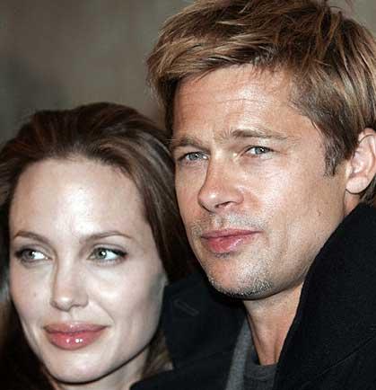 angelina jolie and brad pitt baby. Angelina Jolie, Brad Pitt