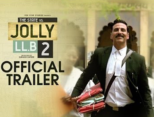 It's out! Promotional track of 'Jolly Good Fellow' from 'Jolly LLB 2'