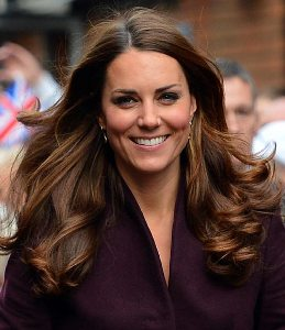 Kate says Prince George is growing very fast