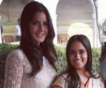 Katrina is family to Salman's sister Arpita