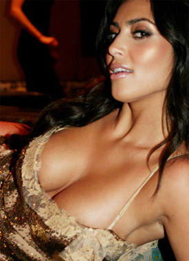 kim kardashian naked in pictures playboy