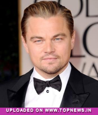 DiCaprio's charity turned b'day bash