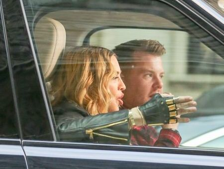 Madonna twerks on 'Carpool Karaoke' with James Corden