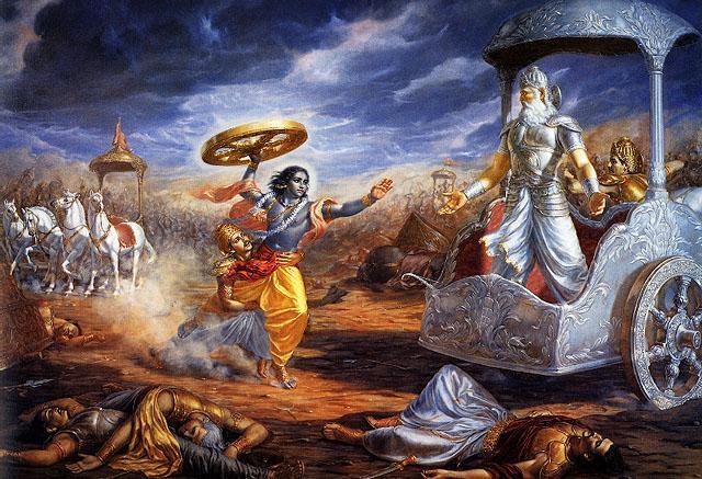 Mahabharata Destanı