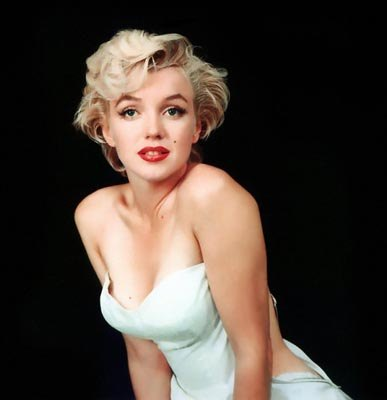 Hollywood legend Marilyn Monroe