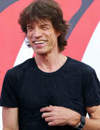 Mick Jagger's famous lips on show in top London museum