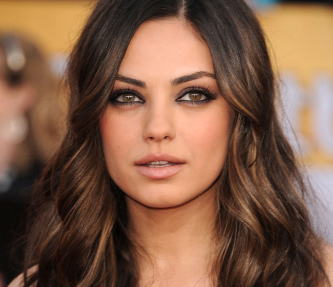 I have no shame playing risque roles, says Mila Kunis