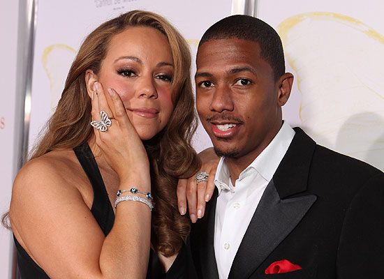 Nick Cannon makes love to Mariah Carey while listening to her music