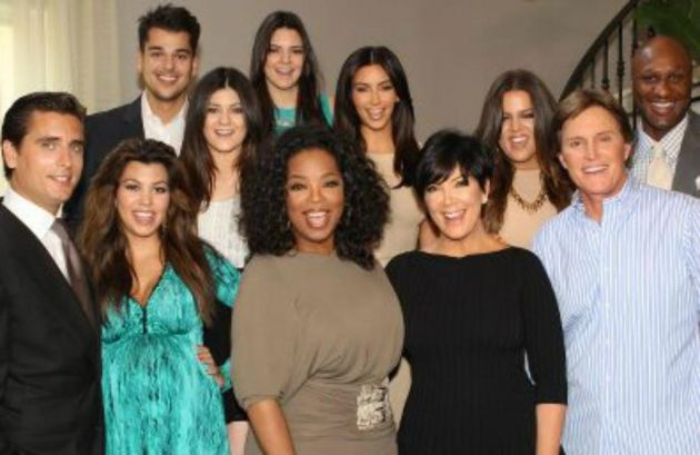 Oprah to appear on Kardashians' show