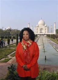 India experience was awesome: Winfrey