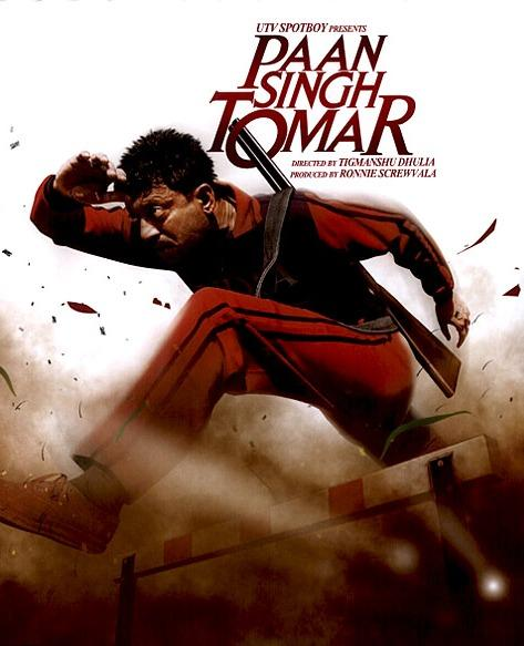 Irrfan puts heart, sweat into 'Paan Singh Tomar'