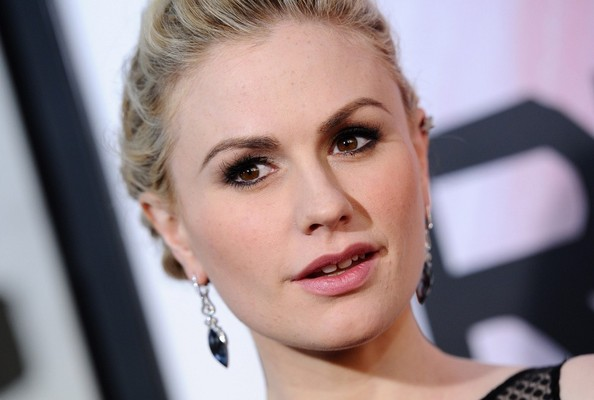 Anna Paquin has no problems stripping off on screen