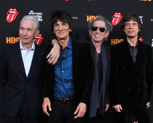 Rolling Stones wow London at first 50th anniversary concert