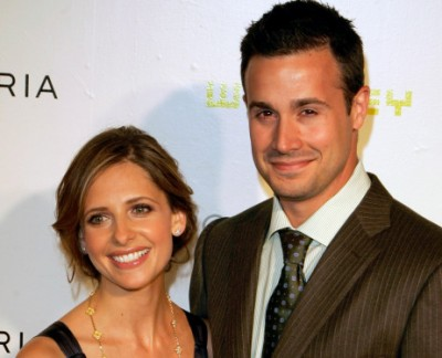 Sarah Michelle Gellar and Freddie Prinze Jr name son Rocky