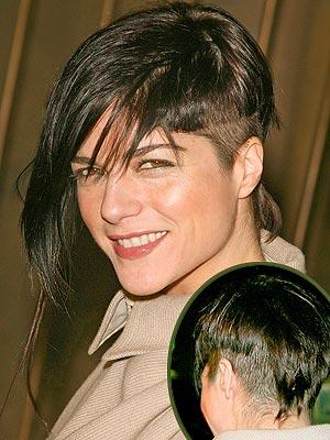 Selma Blair Short Hair