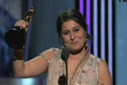 Sharmeen wins first Oscar for Pakistan