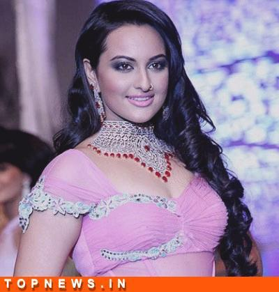 Salman doesn't need good luck wishes: Sonakshi