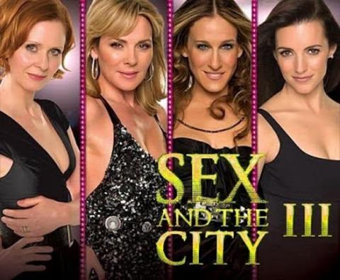 'Sex and the City 3' gets go-ahead