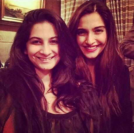 Spotted! Look what Sonam and Rhea were doing in Austria
