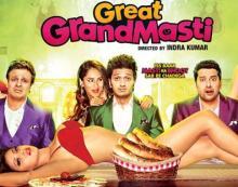Great Grand Masti earns Rs. 2.50 crore at BO