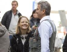 George Clooney feels 'safe' working with Jodie Foster
