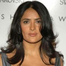 Salma Hayek uploads picture of eating insect on Instagram