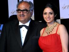 Sridevi's 'memorable' wishes for hubby Boney Kapoor on his b'day