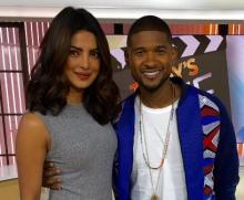 Proud to be hosting Global Citizen with Usher: Priyanka Chopra