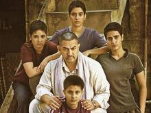 Team 'Dangal' celebrate movie's huge success