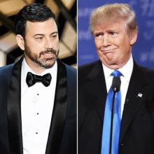 Here's why Trump didn't respond to Oscars host's tweet to engage him!