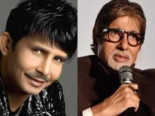 What! Big-B labels KRK as 'predictive barometer of the box office'?