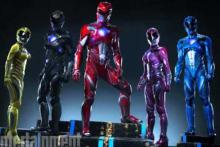 Malaysia clears 'Power Rangers' for release