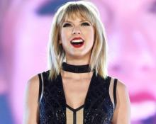 'AT&T' announces 'Taylor Swift Now' show