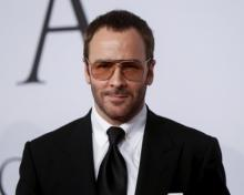 Tom Ford won't use his clothes in film