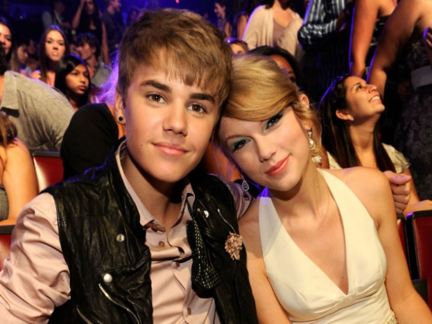 Taylor, Bieber working together again