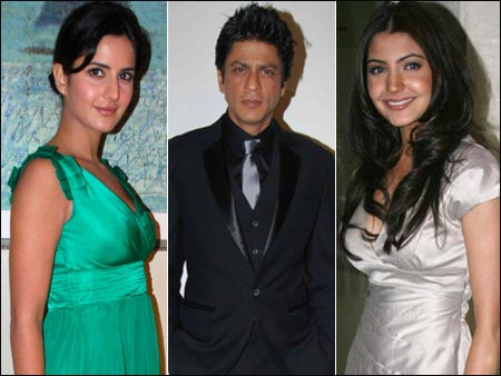 Teaser of SRK-Katrina starrer out - sans title!