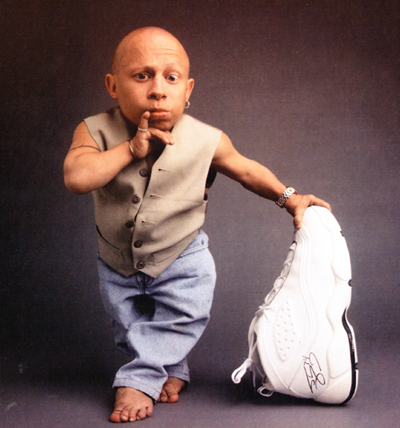 verne20troyer - Housemate 3 - Verne Troyer