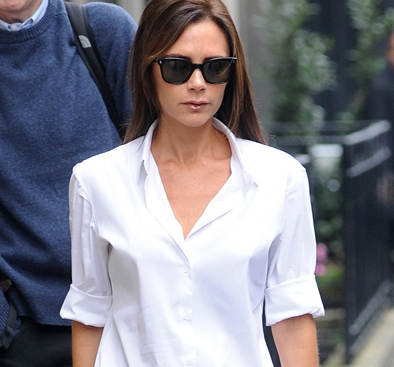 Victoria Beckham crowned Woman of the Decade