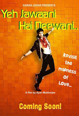'Yeh Jawani Hai Deewani' to release in March