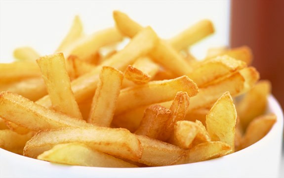 French fries `are actually healthy`