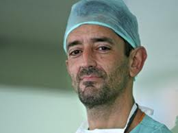 Spanish surgeon performs first transplant of two legs