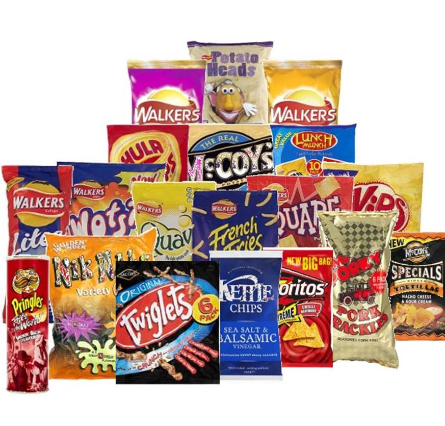 Americans To Eat 30 Million Pounds Of Snacks On Super